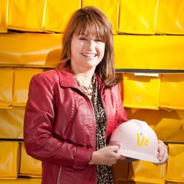 Carol Van Zandt Jones owner of VZ Environmental