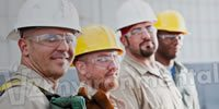 Insured and Safety Certified Employees