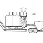 VSoxz Silica Frac Dust Filter