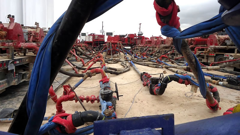 Texas Based Flow Line Safety Restraint Services