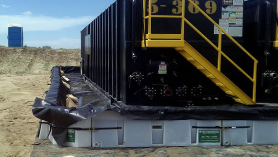 Frac Tank Containment