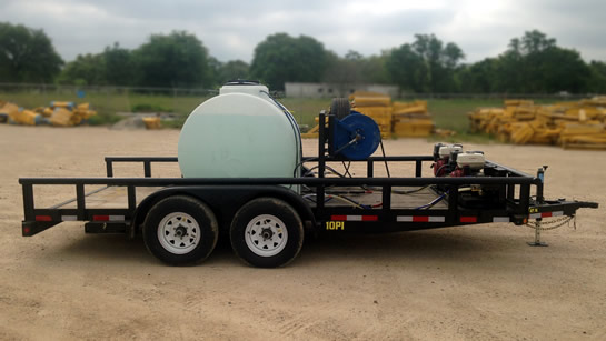 Power - Pressure Wash trailer rental
