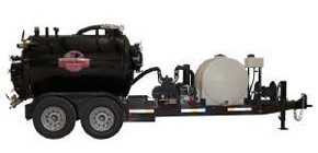 Oilfield Vacuum Trailer Rental