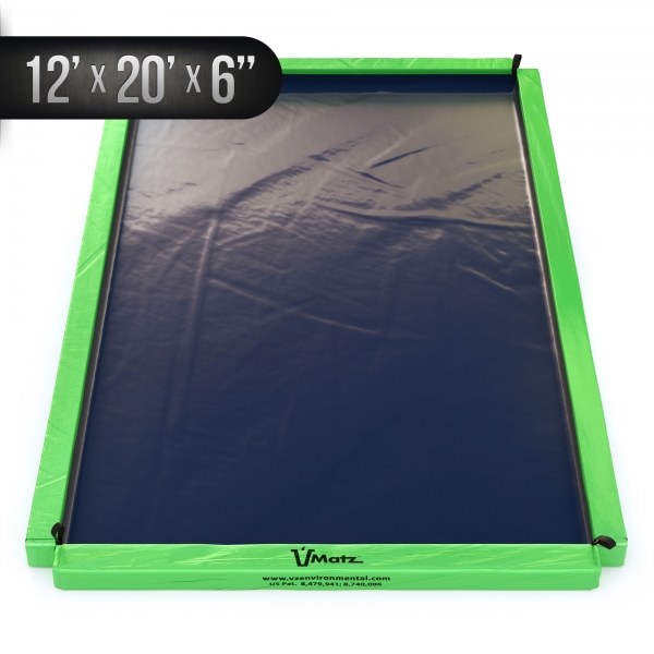 VMatz Spill Containment 12'x20'x6
