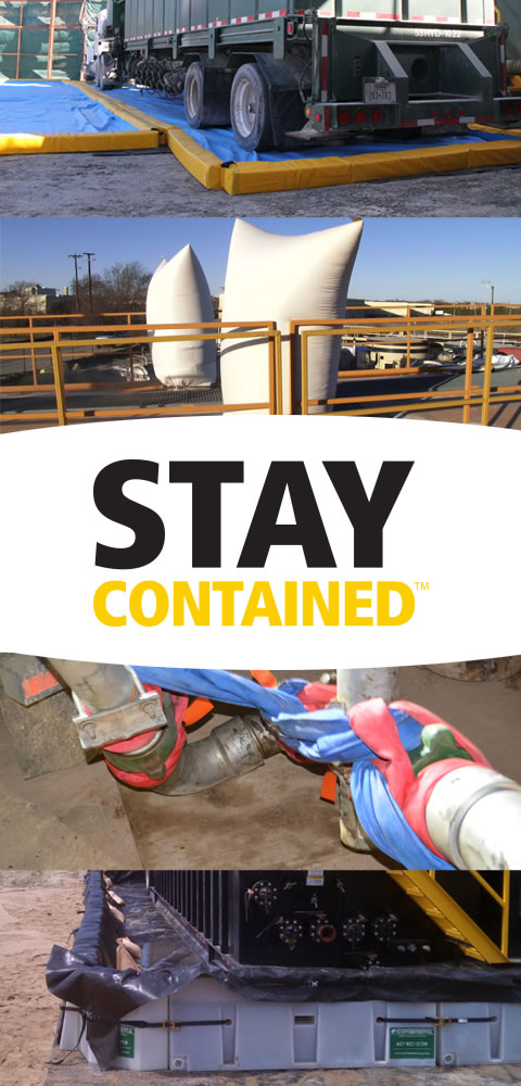 Oilfield Drip and Spill Containment Initiative