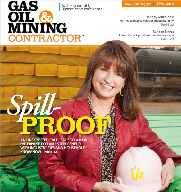 Carol Van Zandt Jones - Gas Oil & Mining Contractor magazine